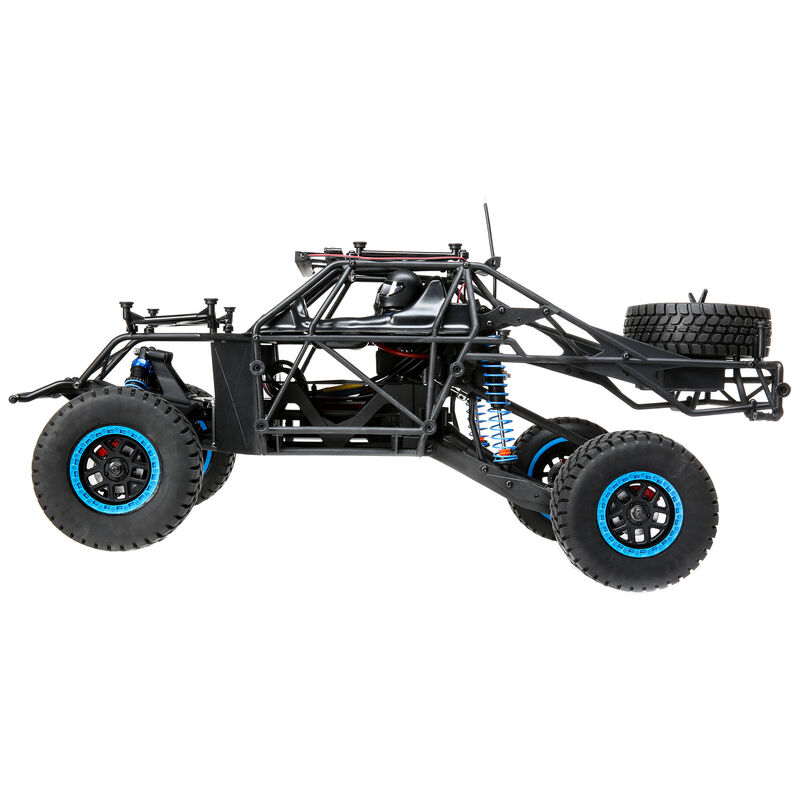 1/10 Ford Raptor Baja Rey 4WD Desert Truck Brushless RTR, King Shocks