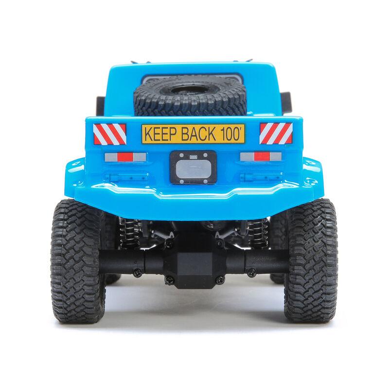 1/24 Barrage UV 4WD Scaler Crawler RTR, Blue