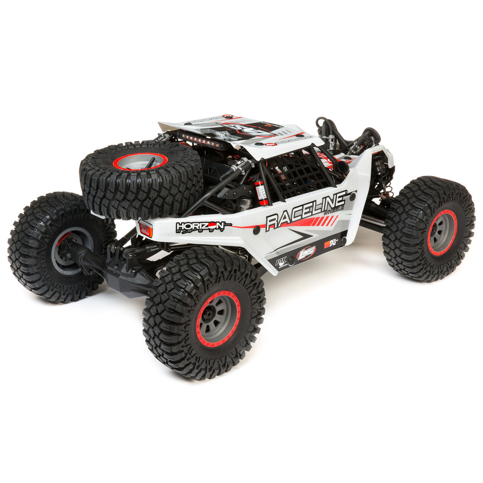 1/6 Super Rock Rey 4WD Brushless Rock Racer RTR with AVC