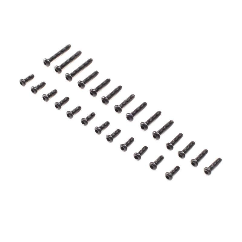Screw Set Button Head: Mini-T 2.0