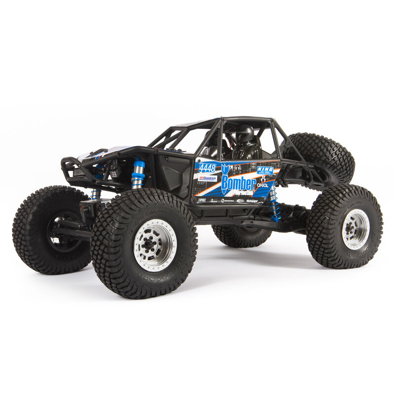 1/10 RR10 Bomber 4WD Rock Racer RTR