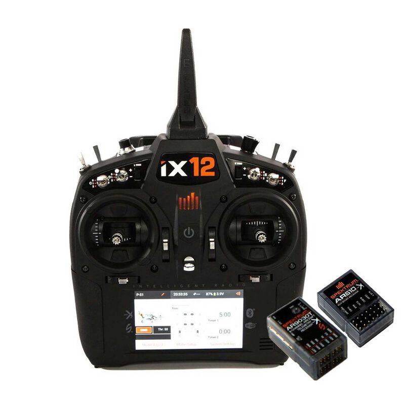 iX12 12-Channel Radio System with AR9030T + 2 AR610