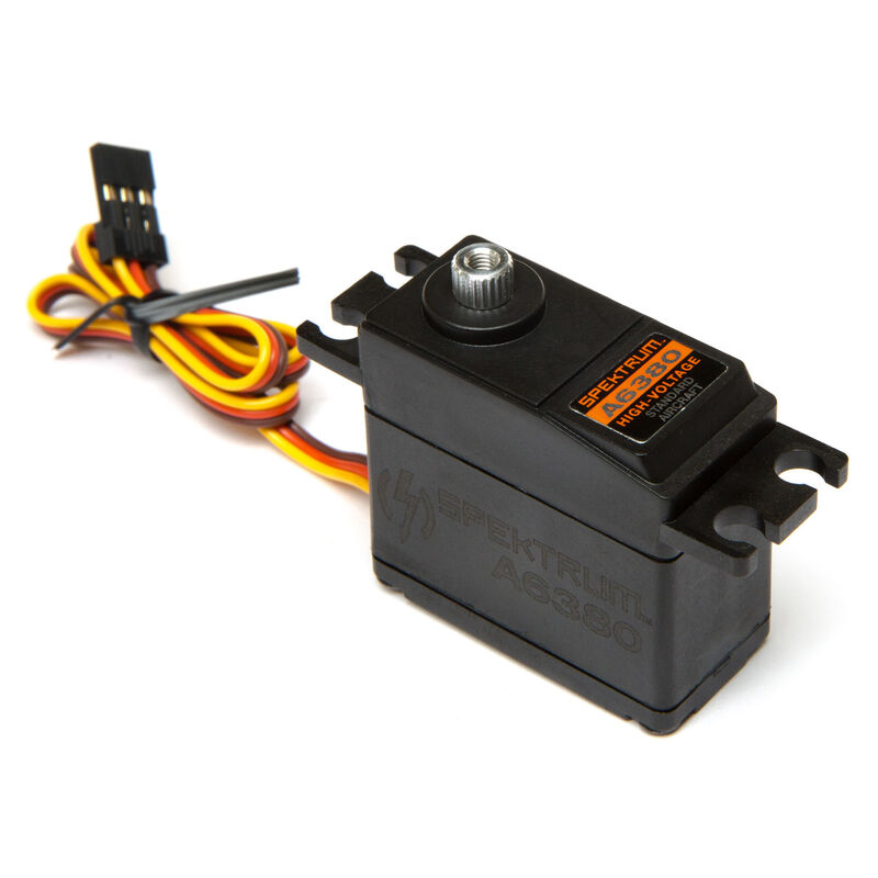 A6380 Standard Digital HV High Torque High Speed Metal Gear Aircraft Servo