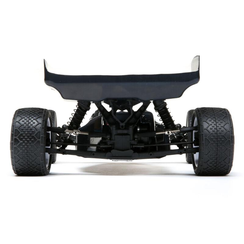1/16 Mini-B Brushed RTR 2WD Buggy, Black/White