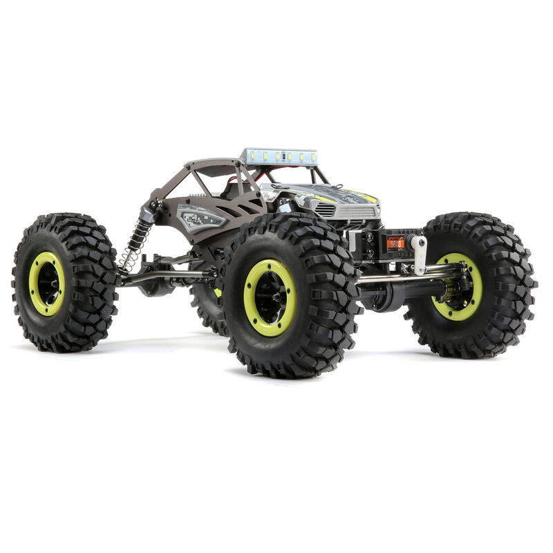 1/18 Temper 4WD Gen 2 Brushed RTR Int