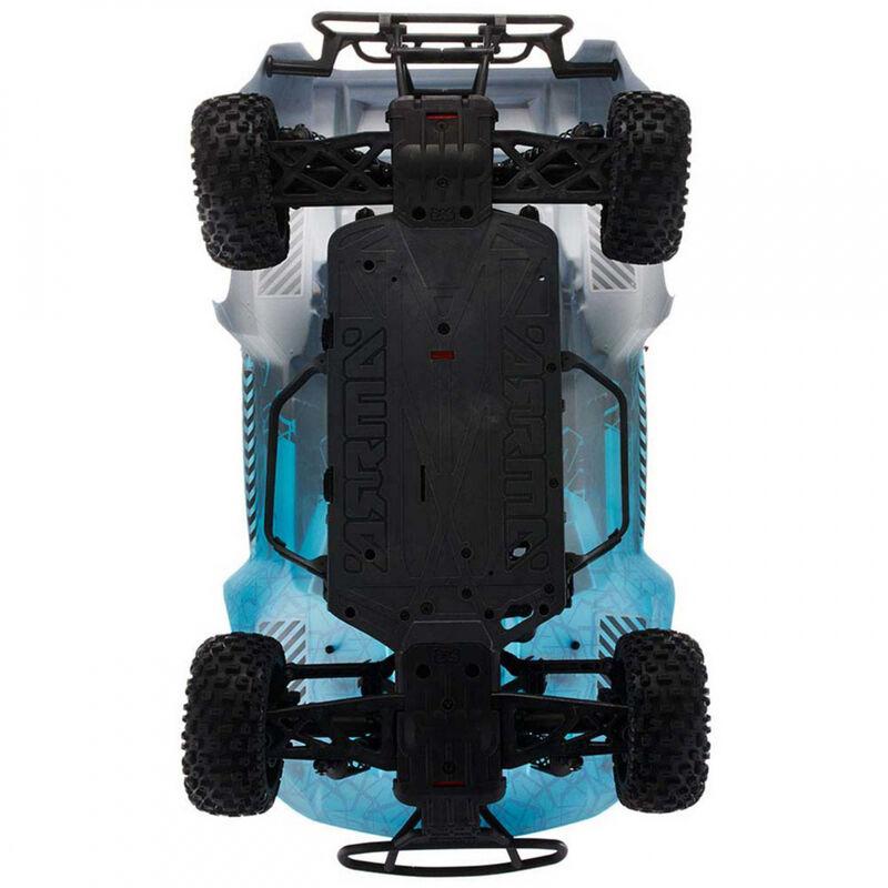 1/10 SENTON 4x4 Mega SC Brushed Truck RTR, Blue/Black