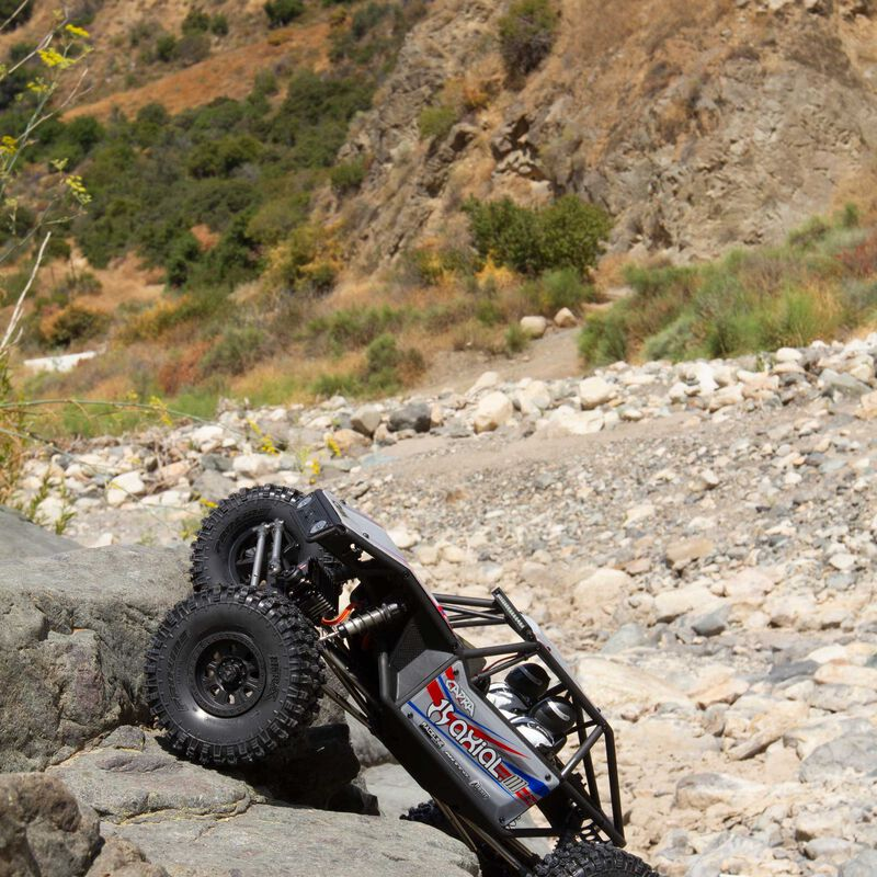 1/10 Capra 1.9 4WD Unlimited Trail Buggy Kit