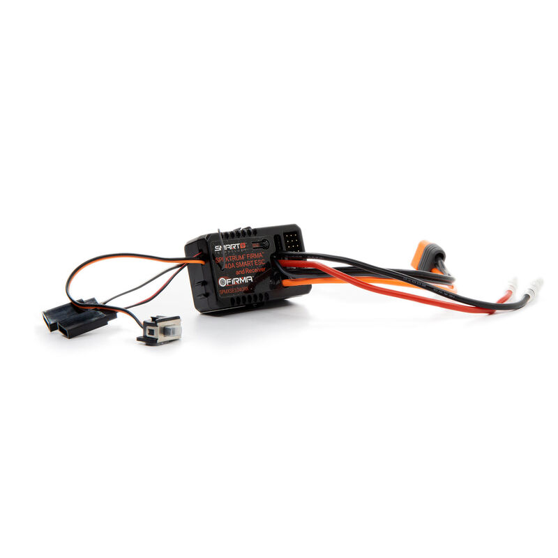 Firma 40A Brushed Smart 2-in-1 ESC and Receiver