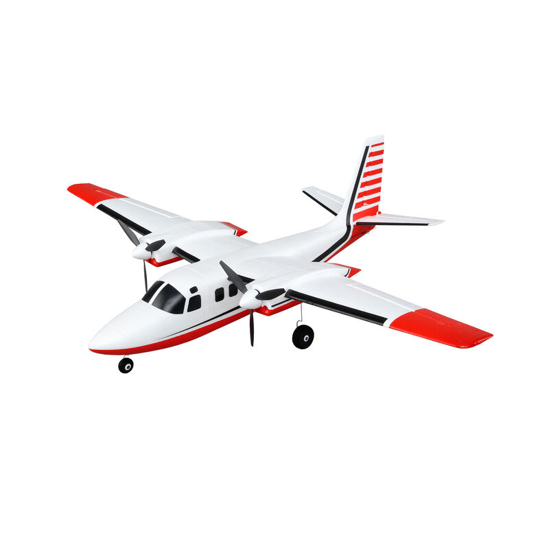 UMX Aero Commander BNF Basic with AS3X