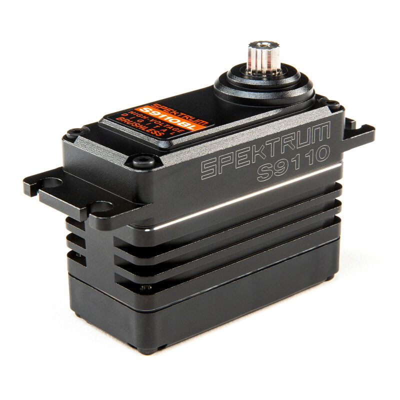 S9110BL 1/5 Speed Metal Servo