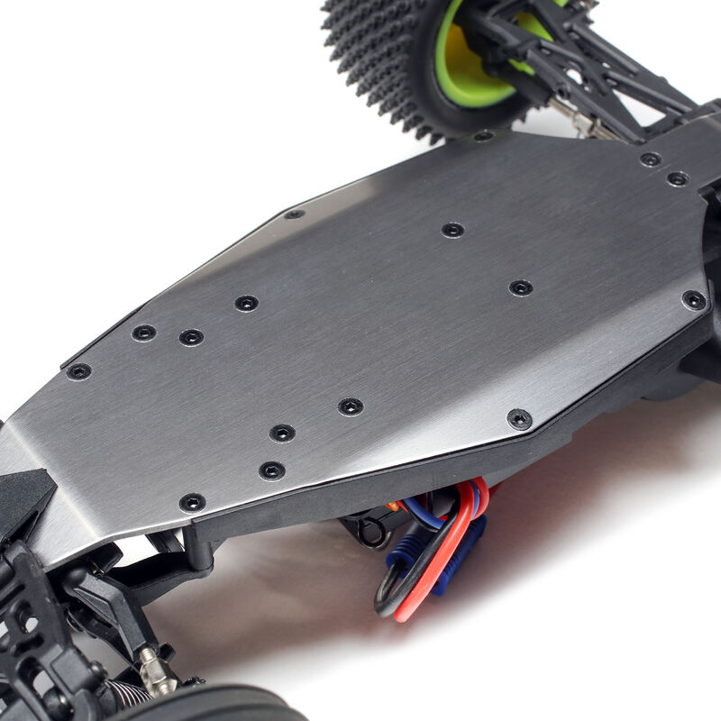 1/18 Mini-T 2.0 2WD Stadium Truck Brushless RTR, Blue