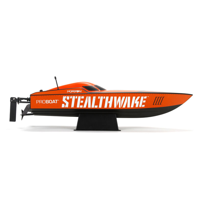 Stealthwake 23-inch Deep-V Brushed RTR INT