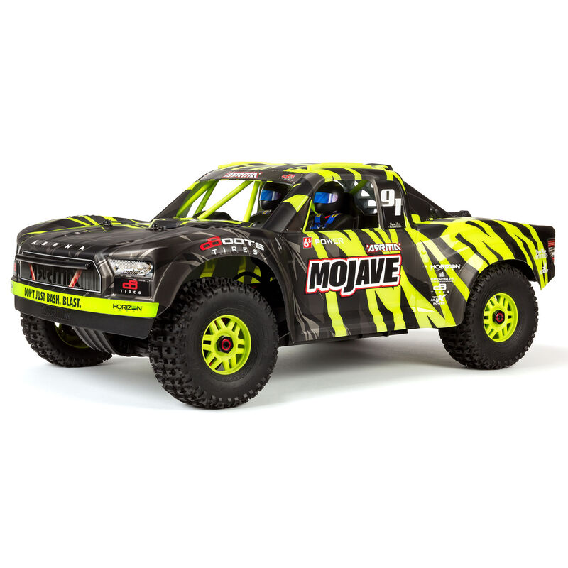 1/7 MOJAVE 6S V2 4WD BLX Desert Truck with Spektrum Firma RTR