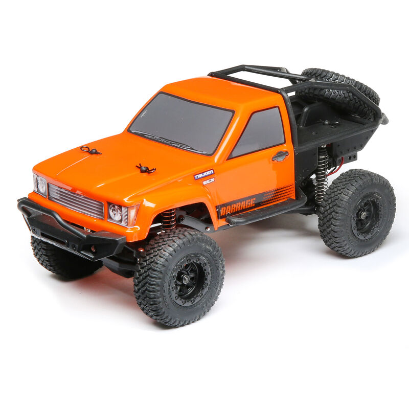 1/24 Barrage 4WD Scaler Rock Crawler RTR