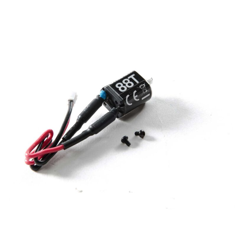 Motor with Pinion: SCX24