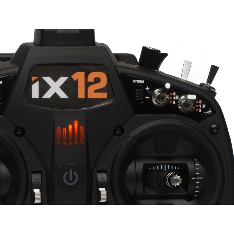iX12 12-Channel DSMX Transmitter Only