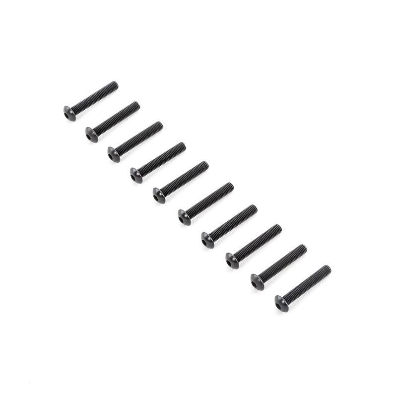 Button Head Screws M5x30mm (10)