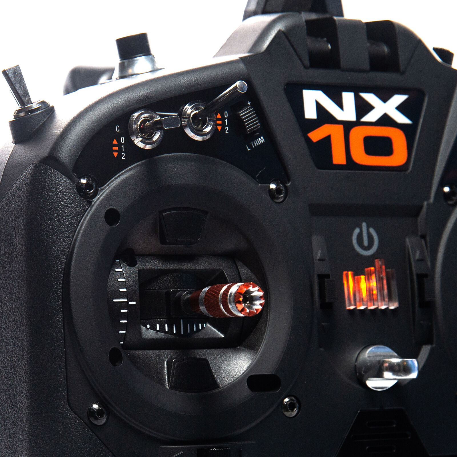 NX10 10-Channel Transmitter Only, Intl.