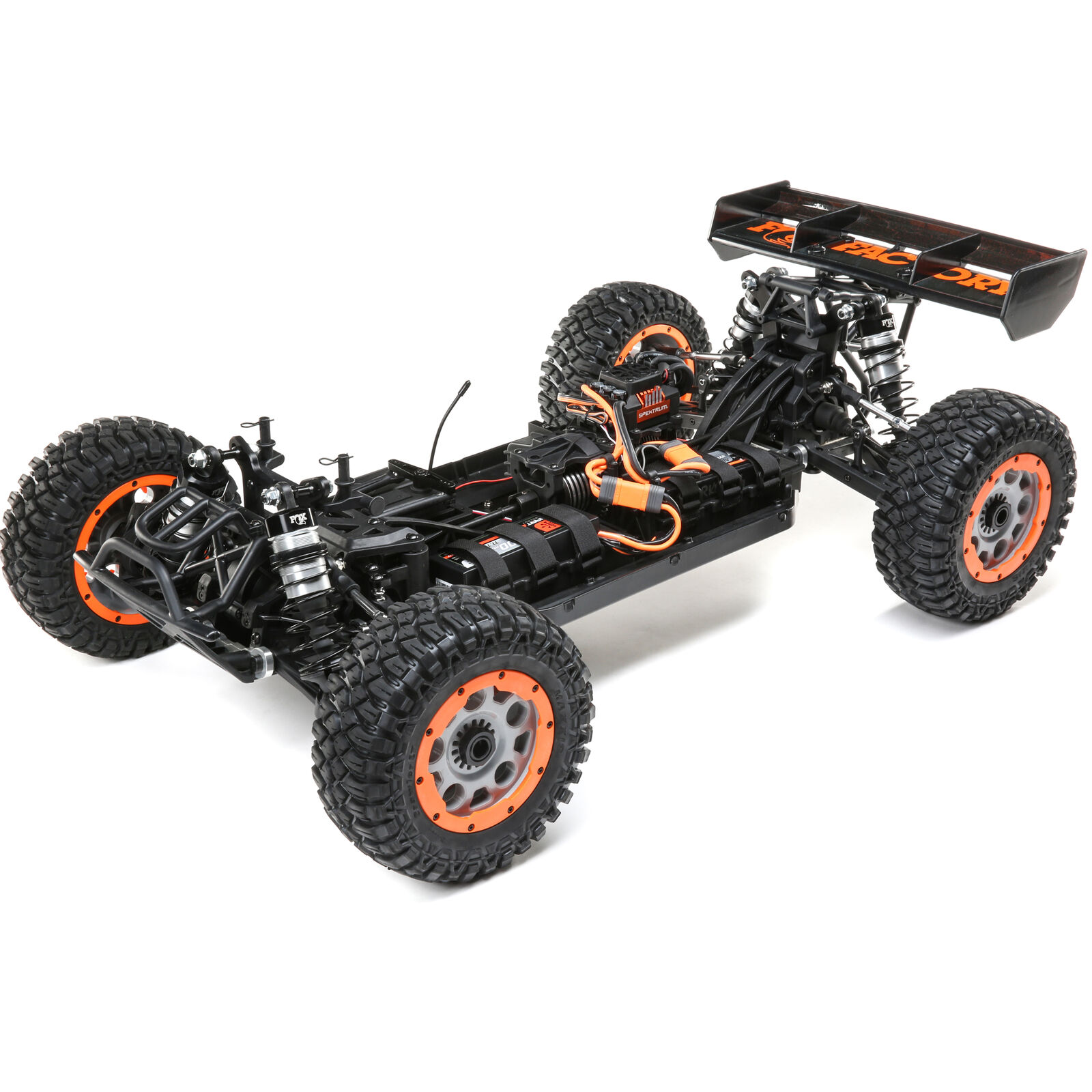 1/5 DBXL-E 2.0 4WD Desert Buggy Brushless RTR with Smart, Fox Body
