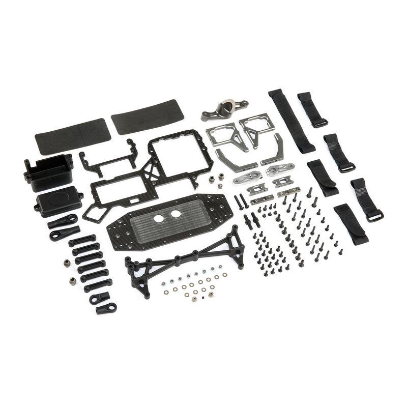 Dual Steering Servo Tray Conversion: 5ive T, 5ive B