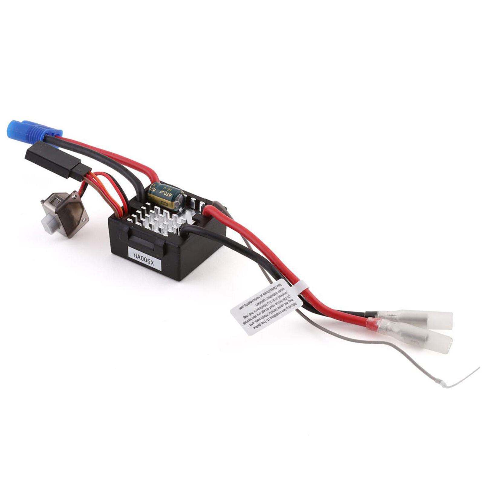 SRX220 FHSS 2-Channel Crawler Receiver and ESC