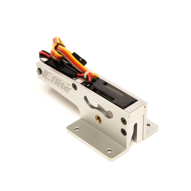 Mécanisme droit pour train rentrant électrique rotatif, 95° - 60-120
