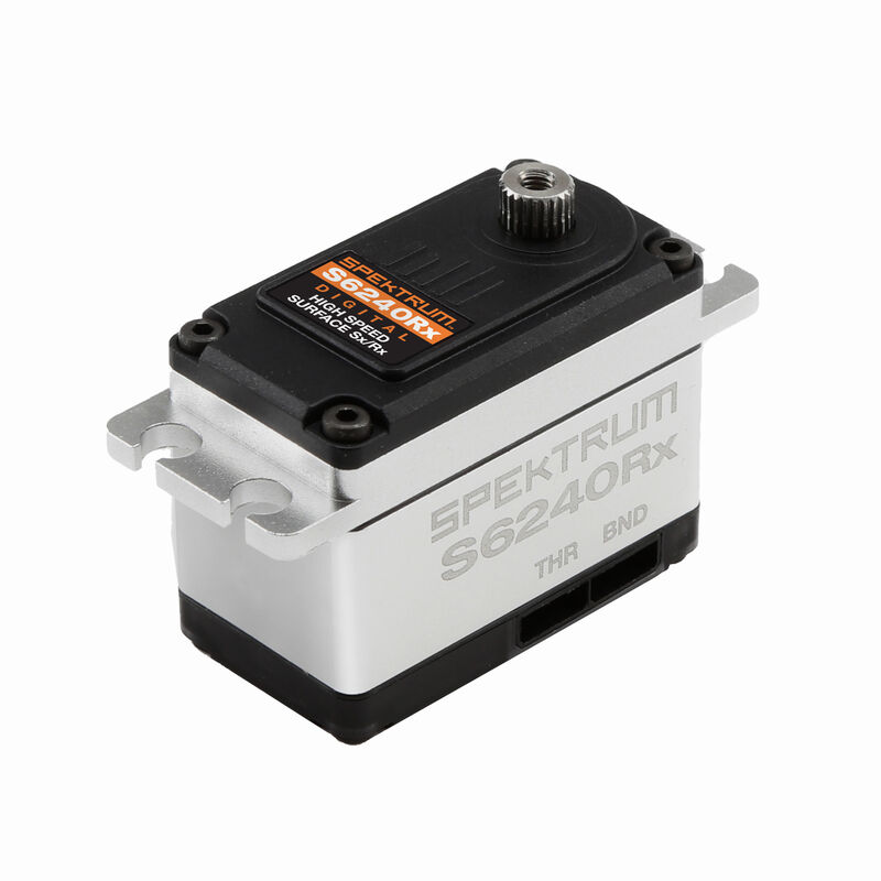S6240RX Standard Digital High Speed Metal Gear Servo with DSMR Receiver
