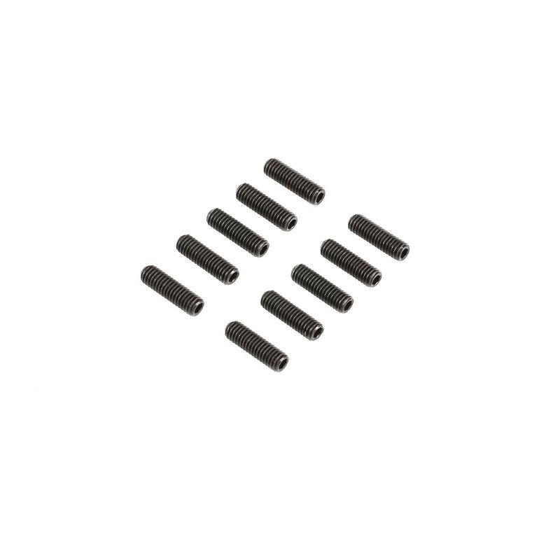 Set Screws M3 x 10mm Cup Point(10)