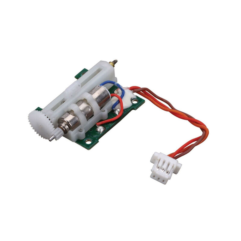 S2000 Ultra-Micro Analog 1.9g Linear Long Throw Aircraft Servo