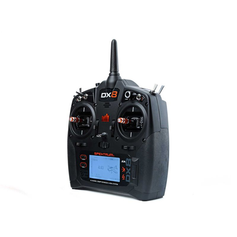 DX8 8-Channel DSMX Transmitter Gen 2 EU Version