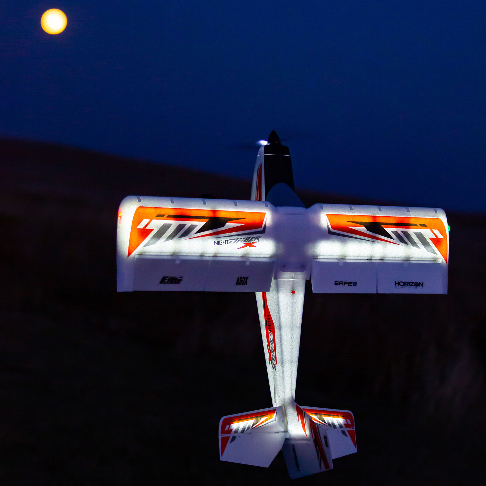 Night Timber X 1.2M PNP