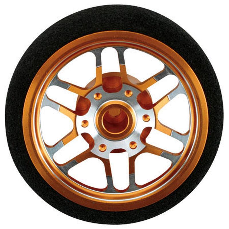 Custom Steering Wheel, BBS Orange: DX3S, DX4S, DX4C