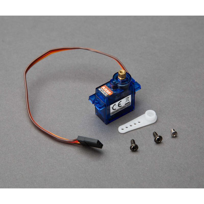 A332 Sub-Micro Analog 9g Metal Gear Aircraft Servo