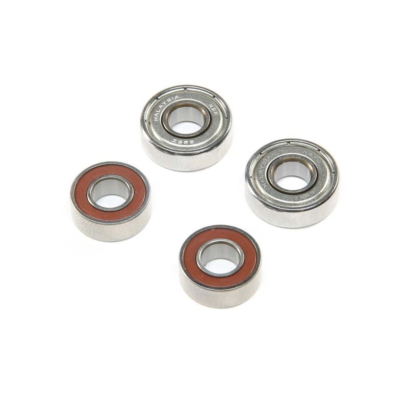 HD Pinion Bearing Set: 8X, 8XE