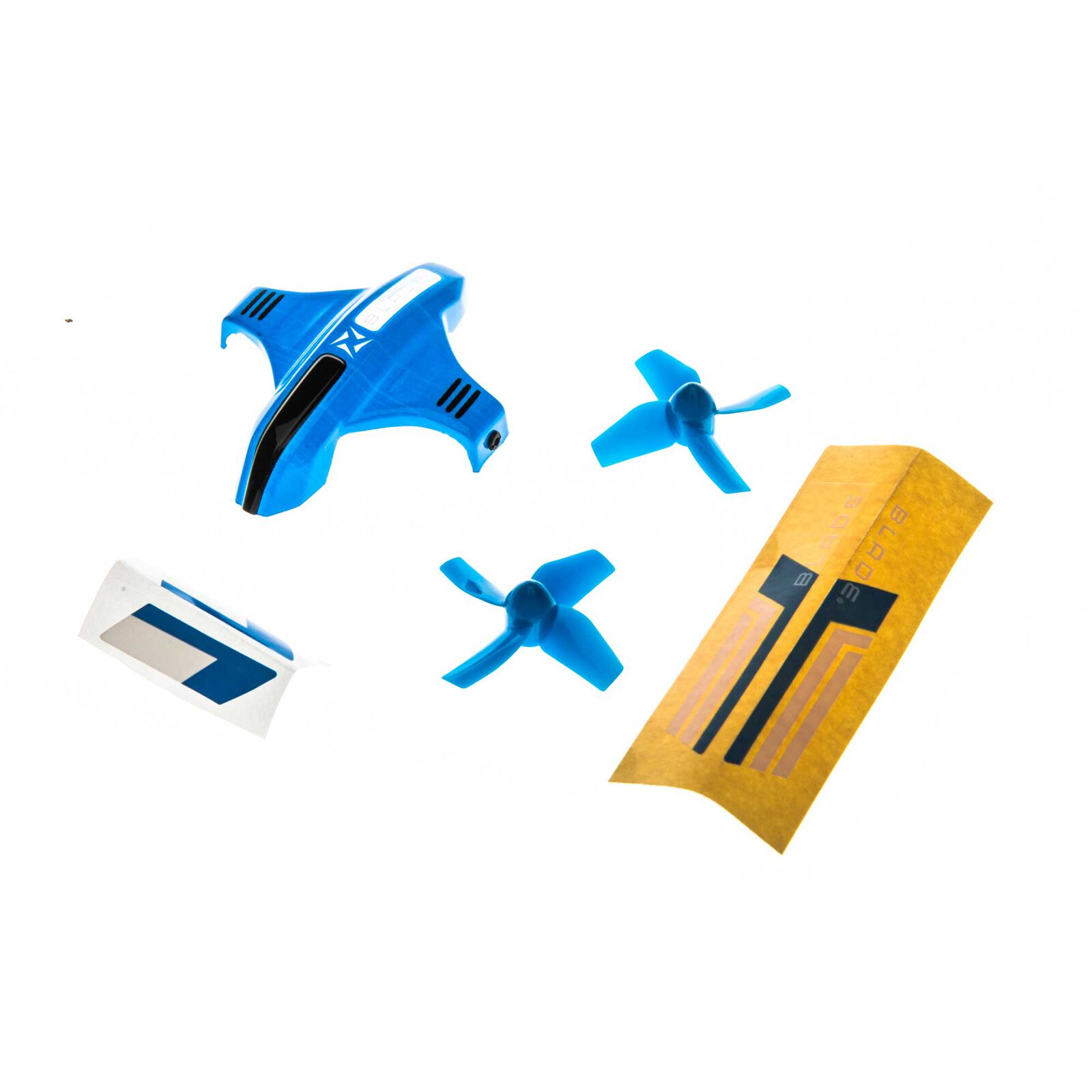 Canopy Option Set with Props, Blue: Inductrix Switch