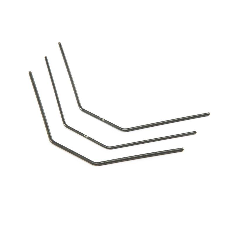 Sway Bar Set 1.6 1.8 2.0mm (3): 22X-4
