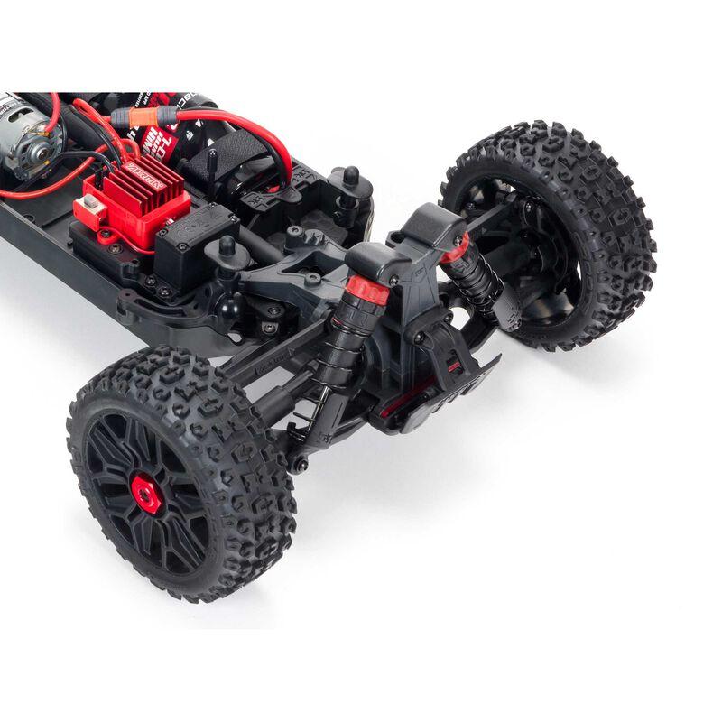 1/8 TYPHON 4X4 V3 MEGA 550 Brushed Buggy RTR International, Green