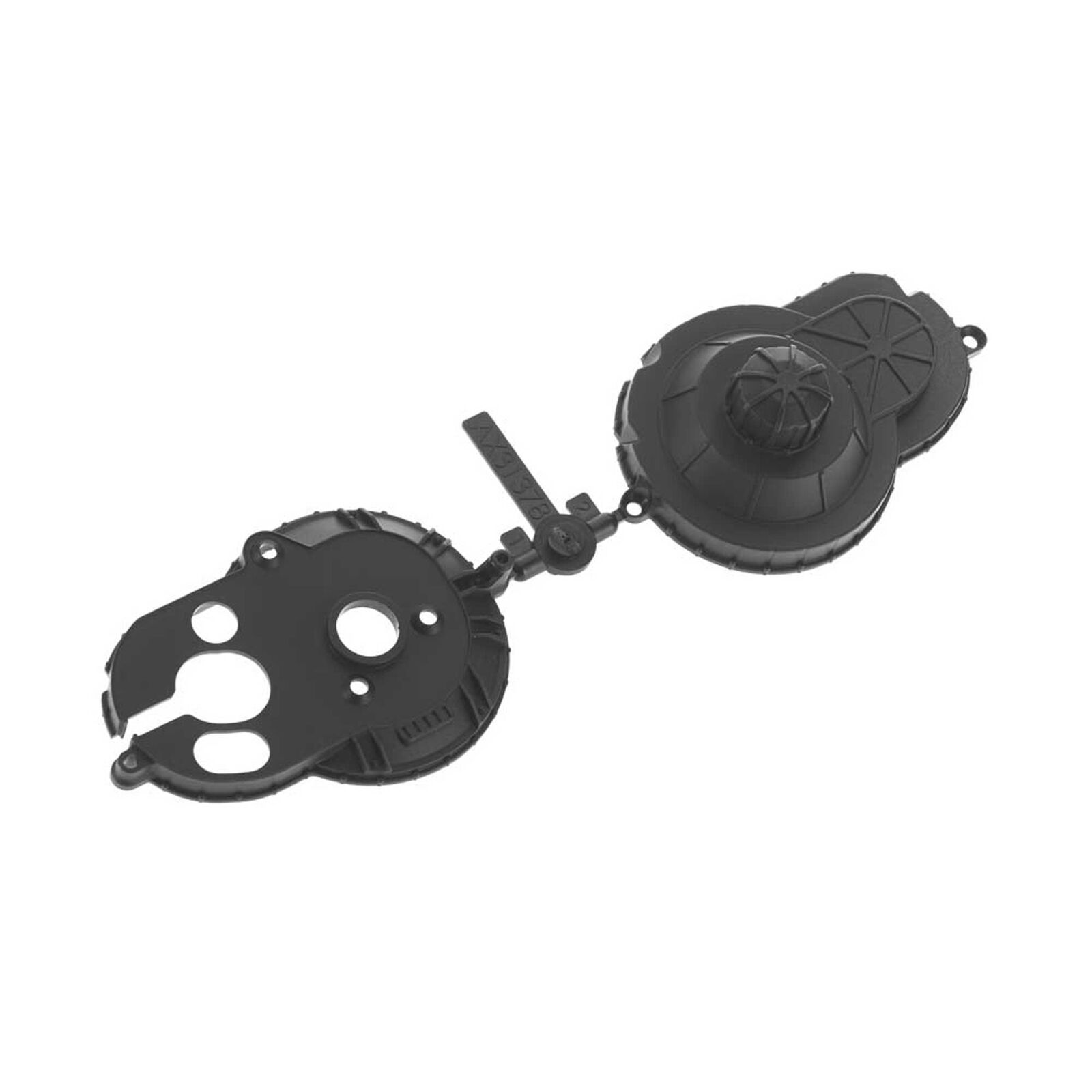 2-Speed Transmission Spur Gear Cover SCX10 II