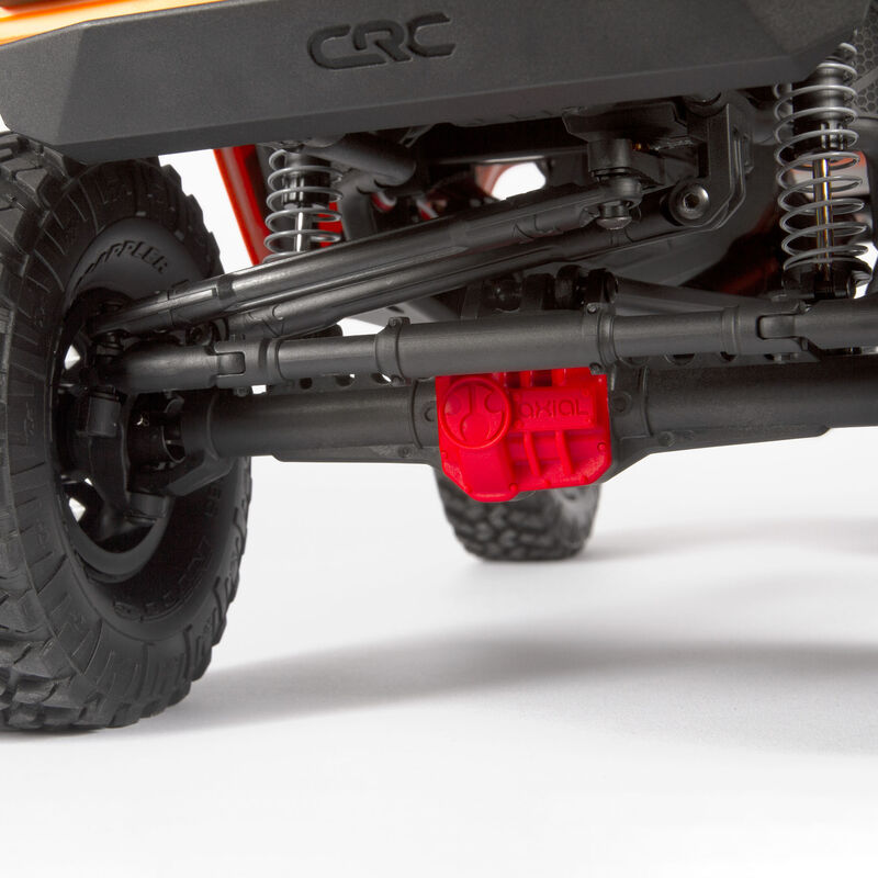 1/10 Wraith 1.9 4WD Rock Crawler Brushed RTR, Black