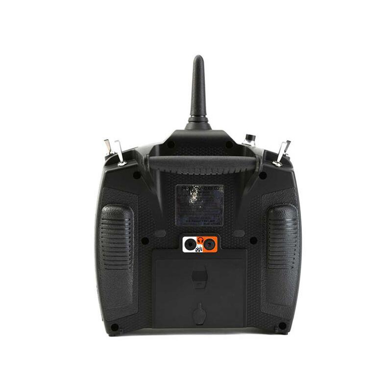 DX6 6-Channel DSMX Transmitter Only Gen 3 EU Version