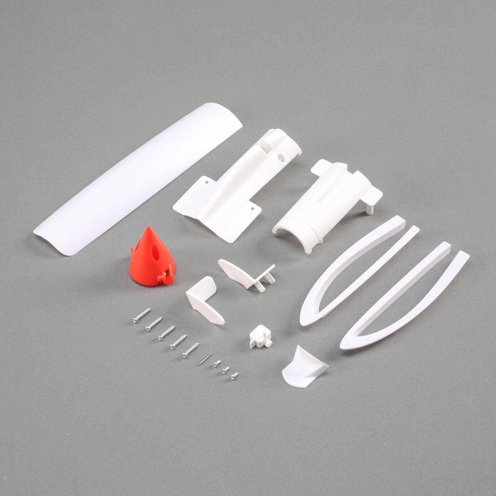 Plastic Parts Set: Delta Ray One