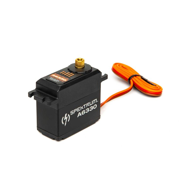 A6330 Digital HV Brushless High Torque High Speed Metal Gear Servo