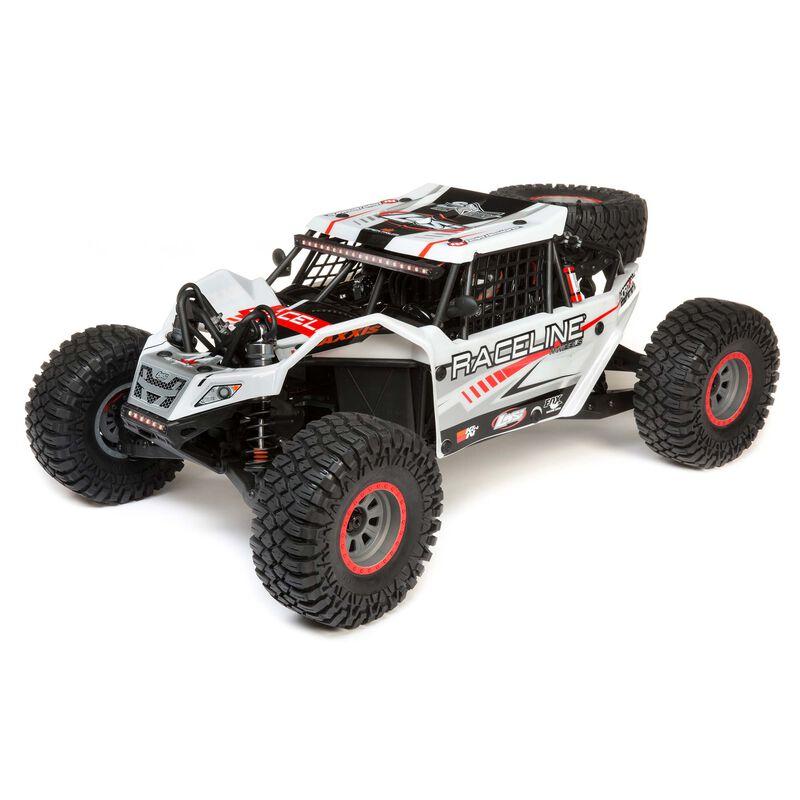 1/6 Super Rock Rey V2 4WD Brushless Rock Racer RTR