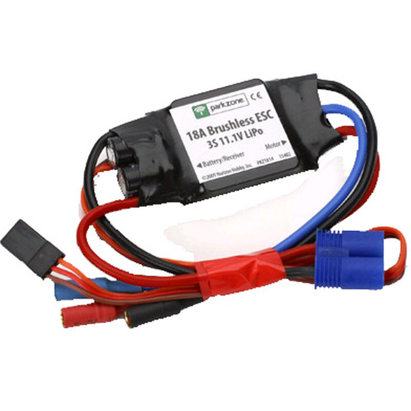 18A Brushless ESC