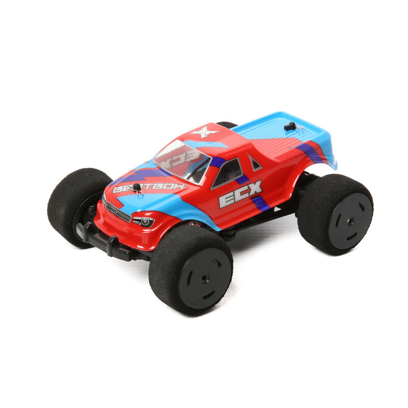 1/36 BeatBox 2WD Monster Truck RTR