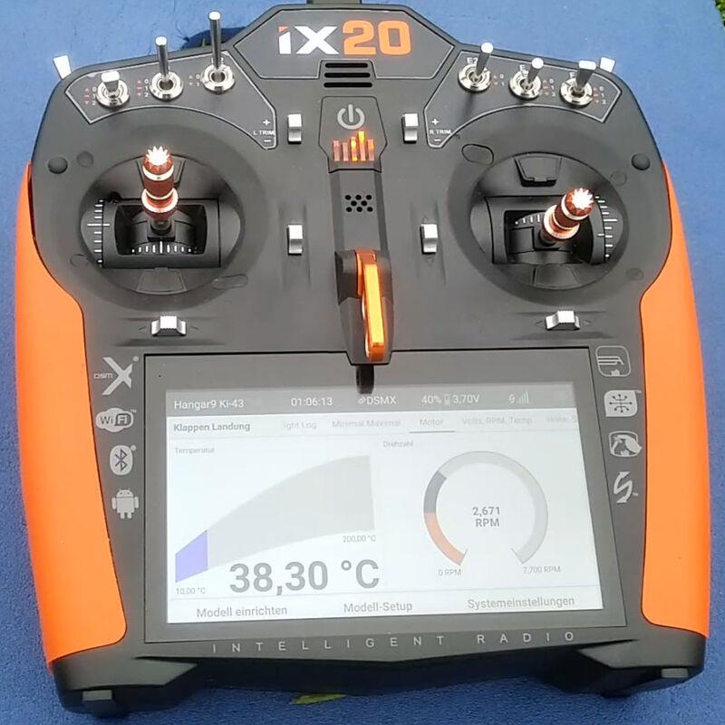 iX20 20 Channel Transmitter Only - EU