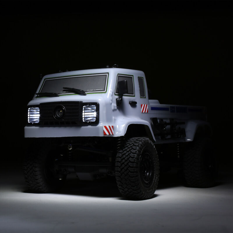 1/24 Barrage UV 4WD Scaler Crawler RTR FPV, Gray
