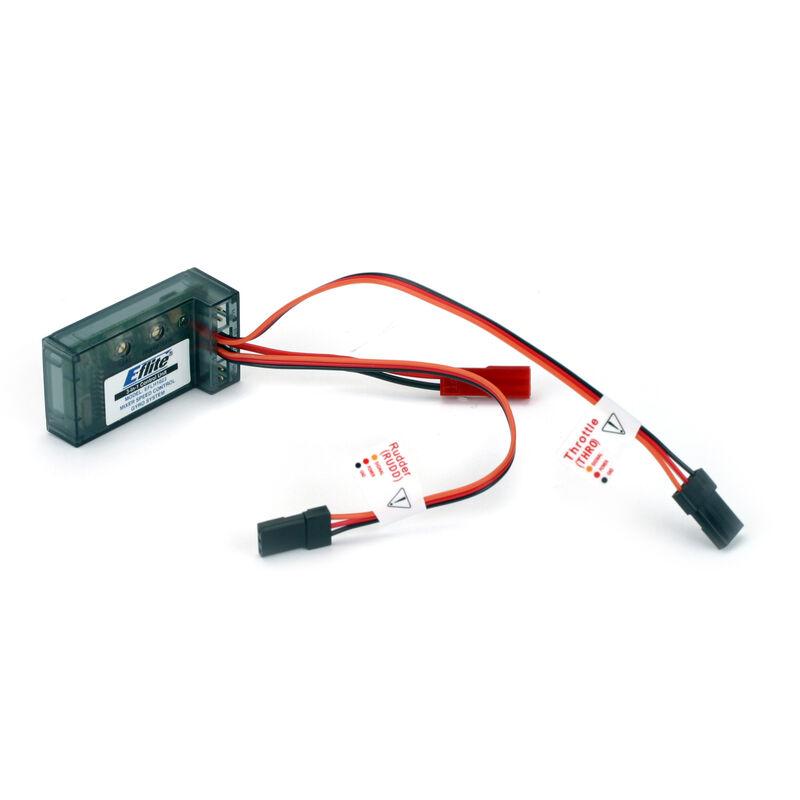 3-in-1 Control Unit, Mixer/ESCs/Gyro:BCX2