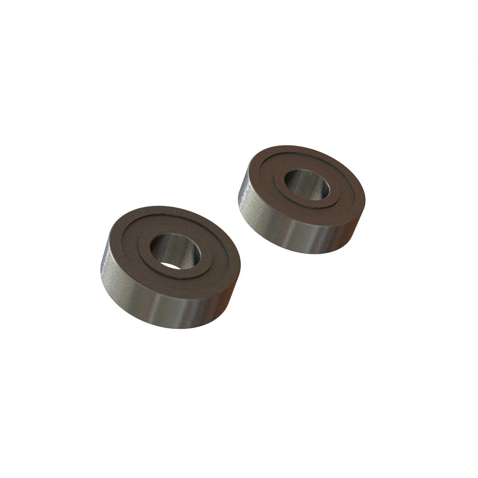 Ball Bearing, 6x16x5mm (2)