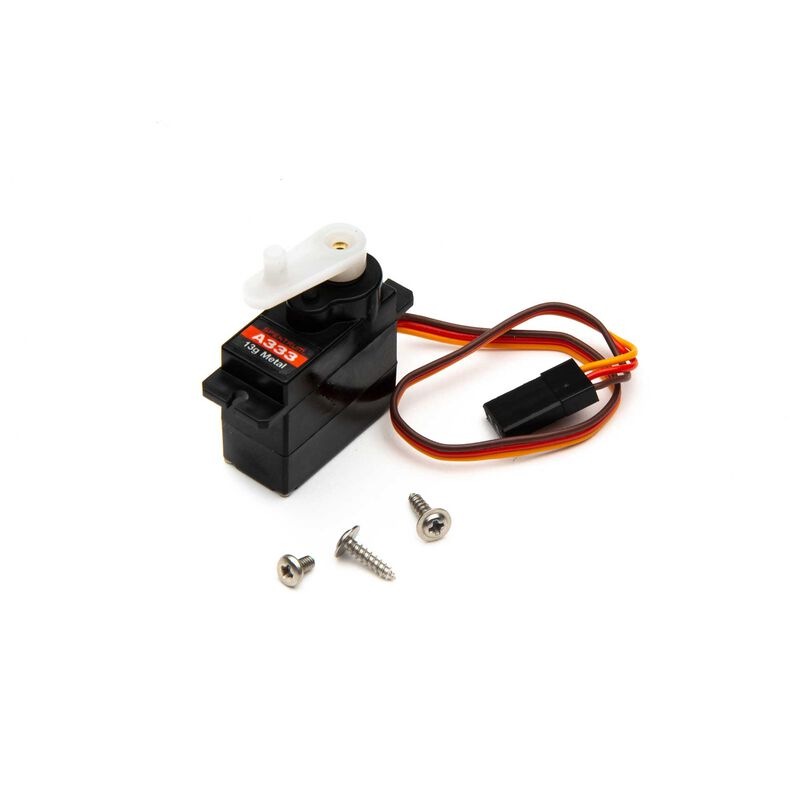 A333 Analog 13g Metal Gear Aircraft Servo